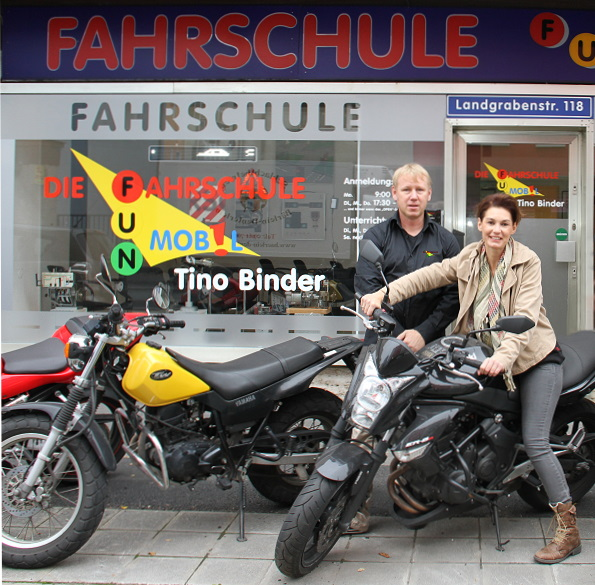 Fahrschule FUN mobil Tino Binder in Nürnberg